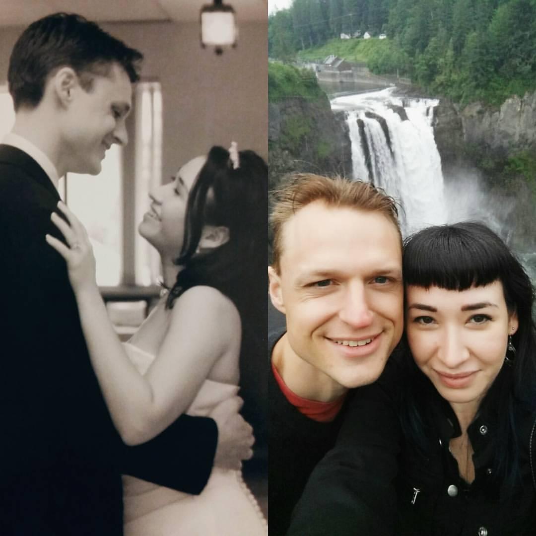 Scott and Michelle McKinstry