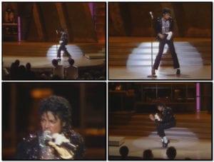 Michael Jackson on Motown 25