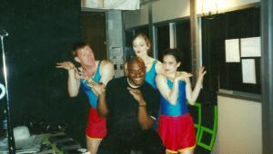 jesse dance group at uw