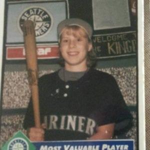 Kyna Clevenger Baseball