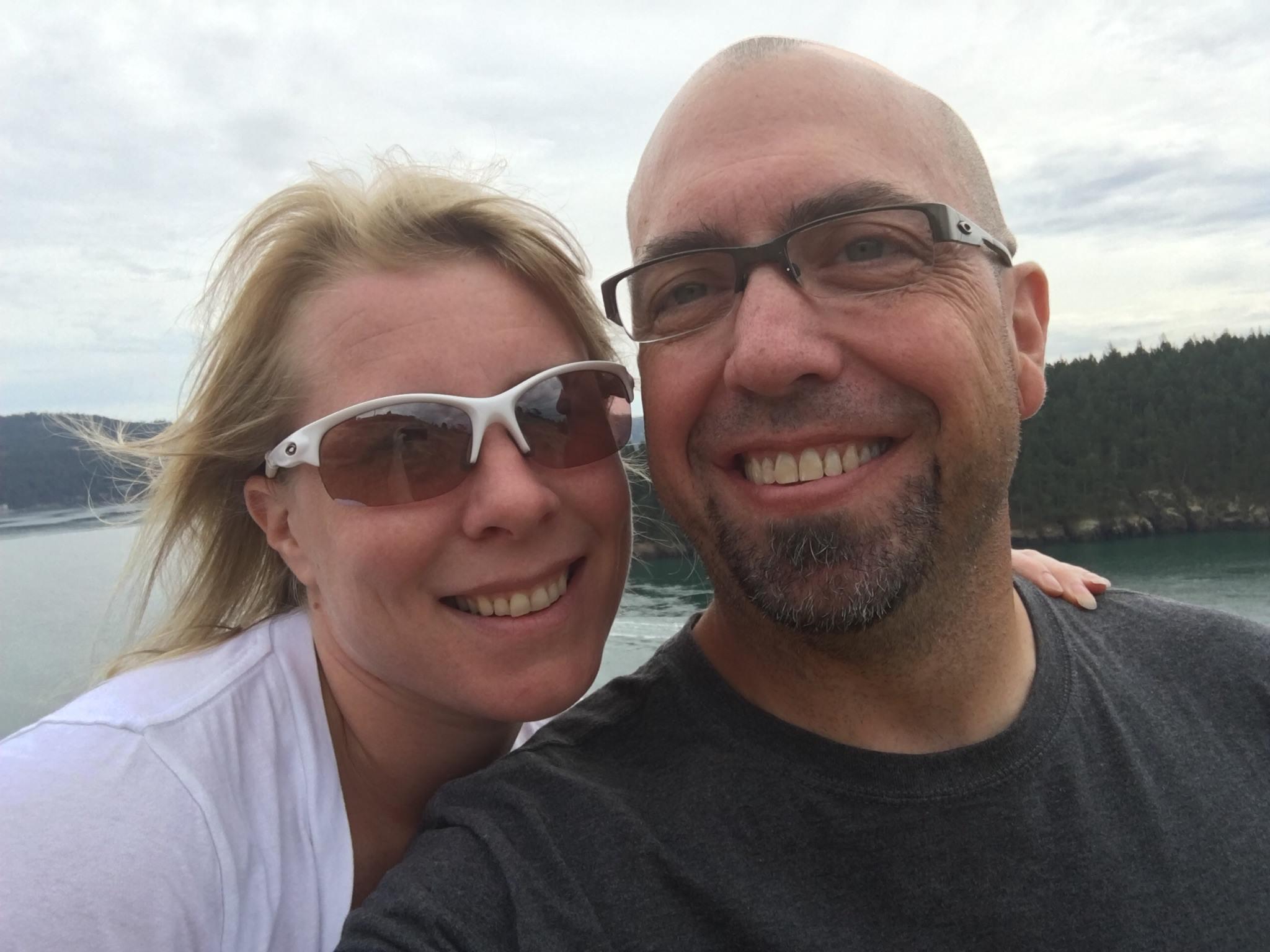 Kyna Gonzalez couple