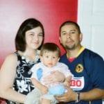 Alejandra Meza-Tabares new family