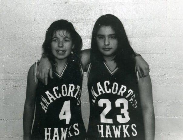 Alejandra and Karen AHS