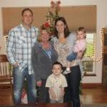 Amber Hausfeld Family