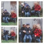 Tara Starkovich family